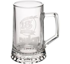 Glass & Crystal Tankards