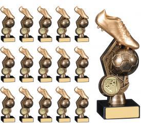 Football Trophies Football Bundle Packs