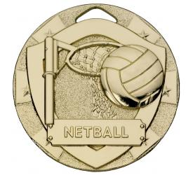 Medals Netball Medals