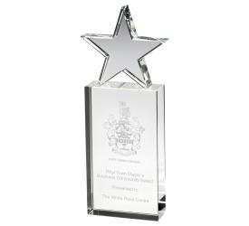 Generic Awards Trophies Glass Generic Awards