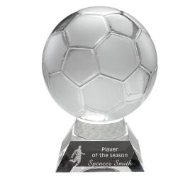 Football Trophies Glass Football Awards