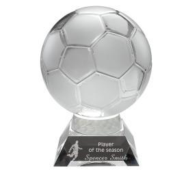 Football Trophies Glass Football Awards