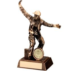 Dance Trophies Figurine Dance Trophies