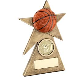 Trophies Basketball Trophies