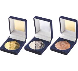 Boxed Medals Hockey