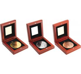 Boxed Medals Golf