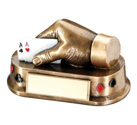 Trophies Card/Poker Trophies