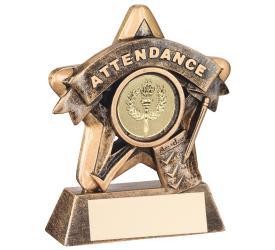 School Trophies Attendance Trophies