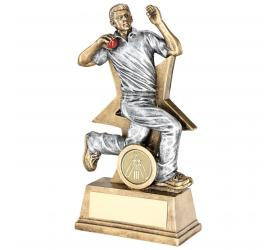 Cricket Trophies Cricket Bowler Trophies