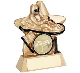 Motor Sport Trophies Karting Trophies