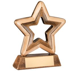 School Trophies Star Awards