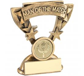 Trophies Man of the Match