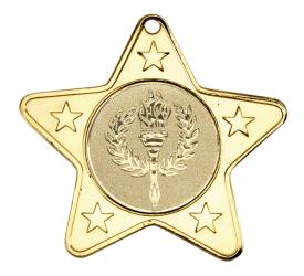 General Achievement Medals Star Medals