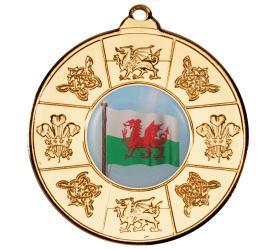 Medals Welsh Medals