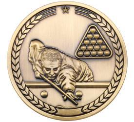 Medals Pool/Snooker Medals