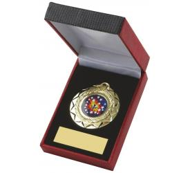 Medal Boxes Leatherette