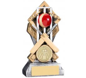 Cricket Trophies Cricket Bat & Ball Trophies