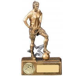 Football Trophies Female Football Trophies