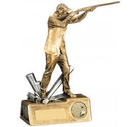Trophies Shooting/Clay Pigeon Trophies