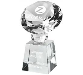 Glass & Crystal Cut Crystal Glass Awards