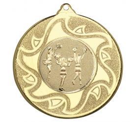 Medals Cheerleader Medals