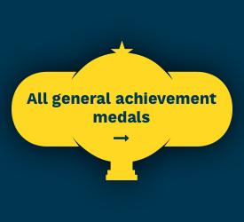 General Achievement Medals All General Medals