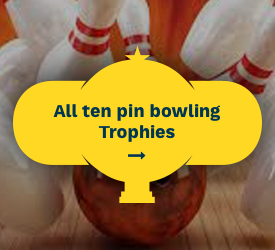 Ten Pin Bowling Trophies All Ten Pin Bowling Trophies