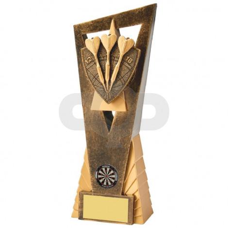 Antique Gold Darts Edge Award
