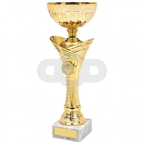 Shiny Gold Trophy Cup