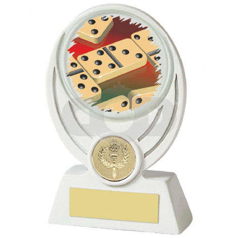 White Dominos Resin Award