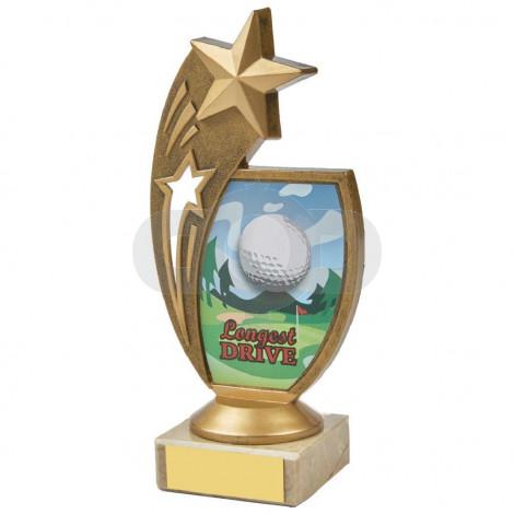 Colour Longest Drive Star Holder Award