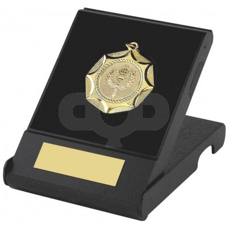 Budget 45mm Medal in Presentation Case