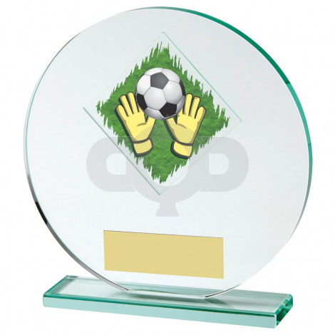 Jade Glass Goalkeeper Award