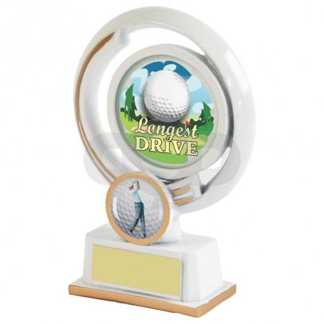 Resin Golf Longest Drive Award