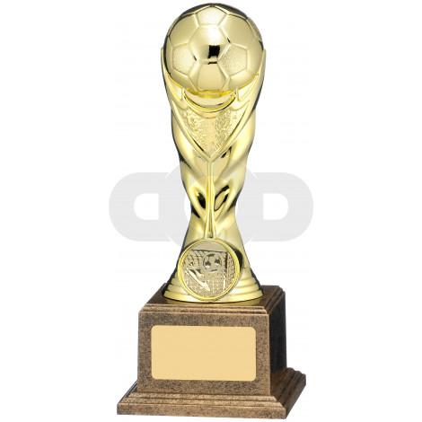 Football Boot Ball Trophy