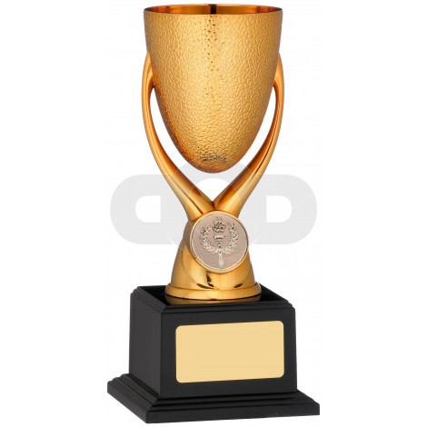 Bronze Cup On Base