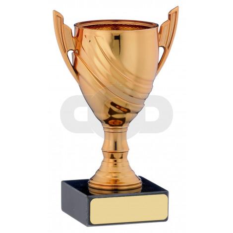 Bronze Cup Trophy