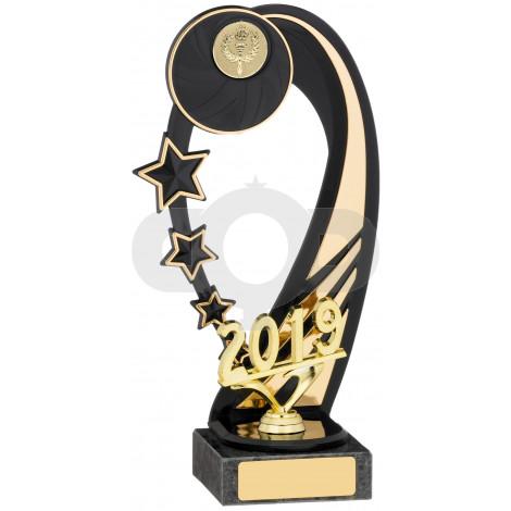 2019 Black Backdrop Trophy