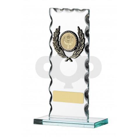 Tall Jade Glass Award