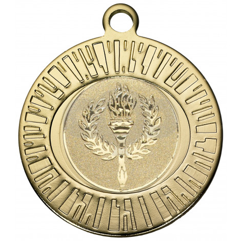 Gold Base Medal