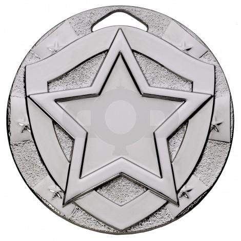 Star Mini Shield Medal