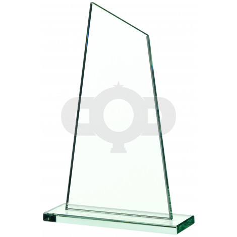 Glass Plaque Award