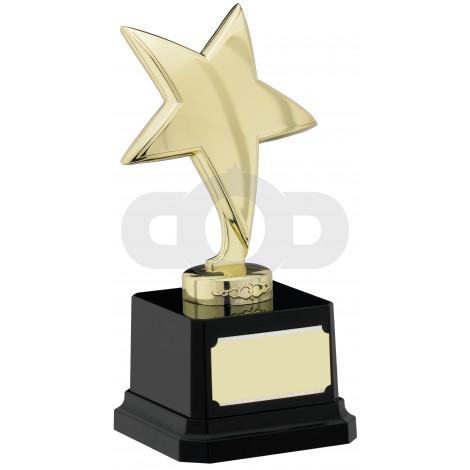 Premium Gold Star Trophy