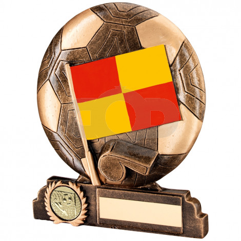 Resin Linesman Trophy
