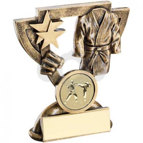 Martial Arts Mini Cup Trophy