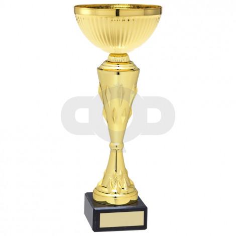 Gold Diamond Stem Trophy