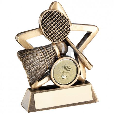 Badminton Mini Star Trophy