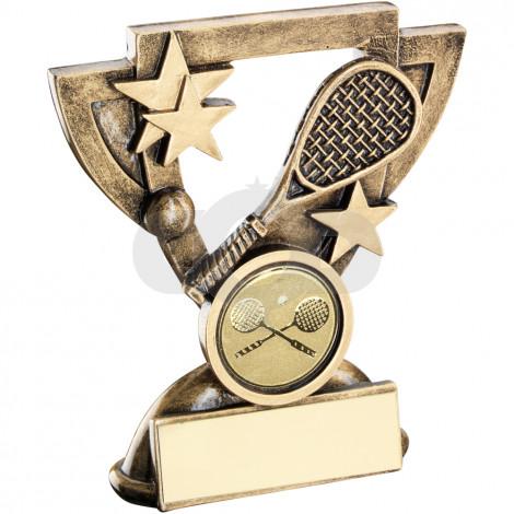 Squash Mini Cup Trophy