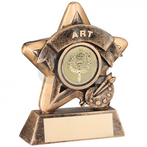 Mini Star 'Art' Trophy