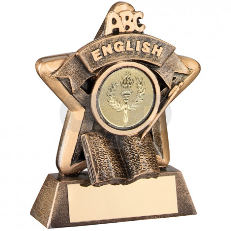 Mini Star 'English' Trophy